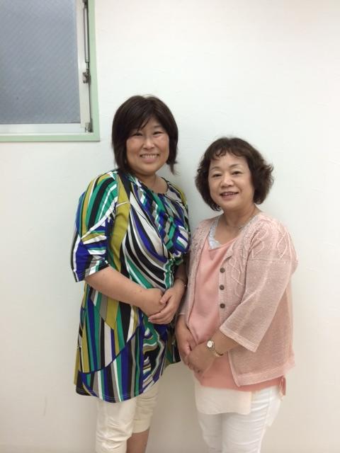 6月29日小川さんと二人で