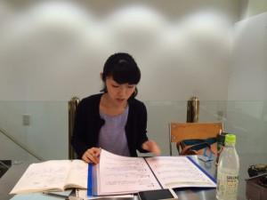 姓名判断教室テキスト見万田実樹7月25日