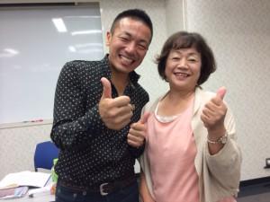9月5日セミナー写真恵子