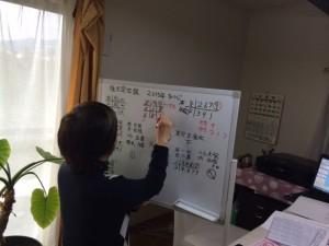 気学小野美穂2月7日